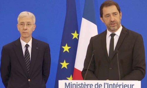 Démission de Christophe Castaner et Didier Lallement