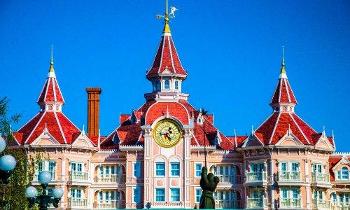 Fermeture de Disneyland Paris