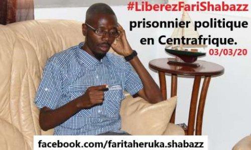 LA LIBERTE IMMEDIATE ET INCONDITIONNELLE DU PRISONNIER POLITIQUE Fari Tahéruka Shabazz