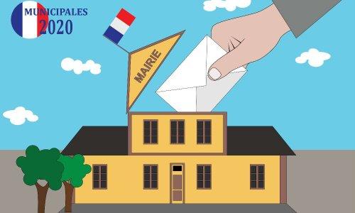 Élections municipales Béziers à refaire !  (abstention de + 50% à cause du  Coronavirus)