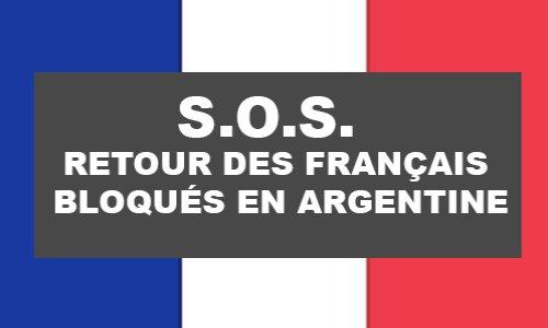 Pétition : SOS - Retour des Français bloqués en Argentine