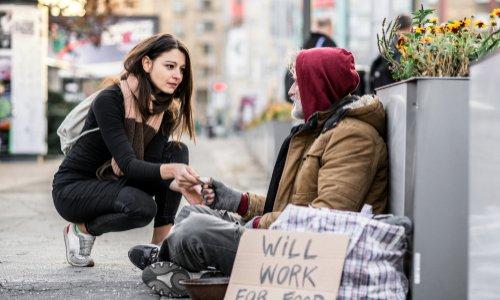 Pour la protection des sans-abri !