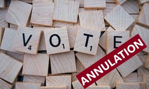 Pour revoter le premier tour des élections municipales 2020 !