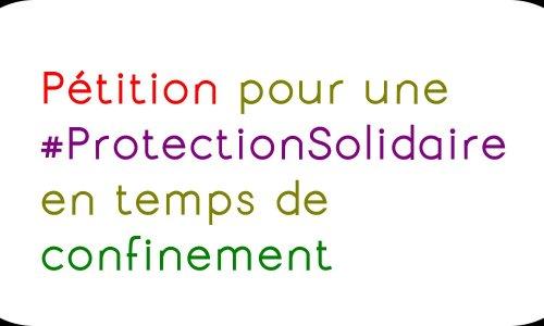 Pétition : Plan pour une protection solidaire en temps de confinement ! (Marseille vivante et populaire)