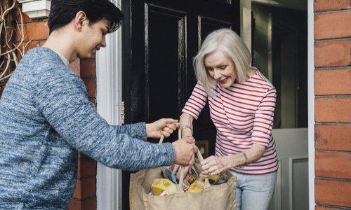 Pour privilégier les personnes handicapées et âgées dans les livraisons à domicile !
