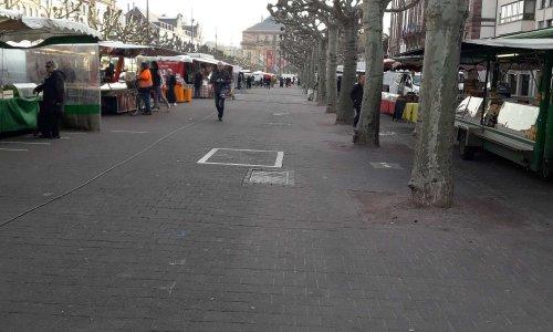 Pour maintenir les marchés alimentaires de Strasbourg !