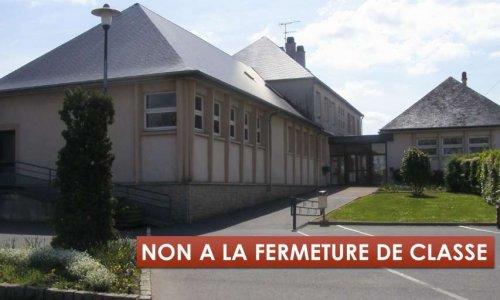 Pétition : Non à la fermeture d'une classe pour la rentrée 2020/2021 de l'école de Terre-et-Marais !