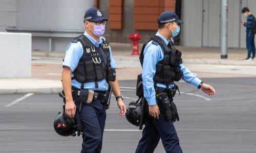 Des masques de protection  et des gants pour nos forces de l'ordre !