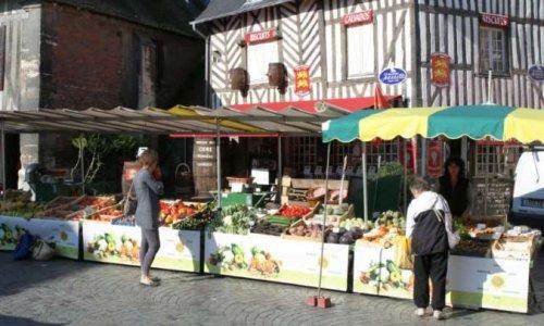 Pétition : Pour la réouverture des marchés de plein vent dans le Calvados et l'Eure
