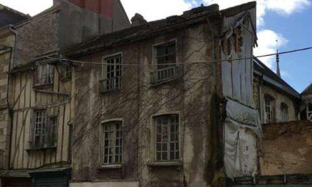 Pétition : Non à la démolition des maisons de la rue du Château à Alençon, oui à leur restauration