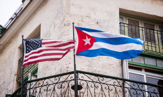 Pour la levée du blocus imposé à Cuba par les États-Unis !