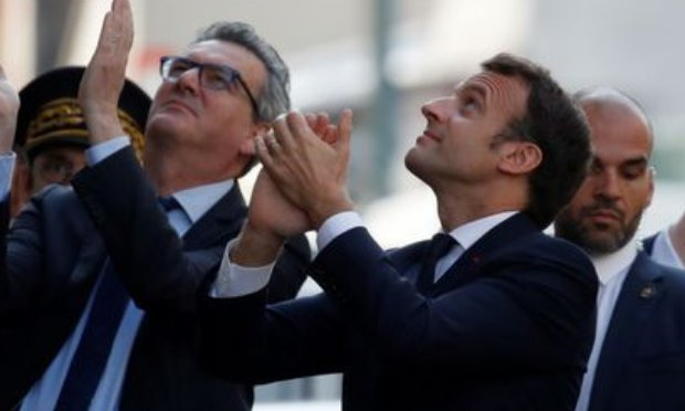 La DESTITUTION d'Emmanuel Macron