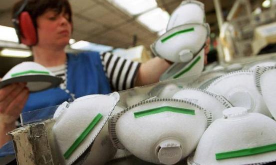 Coronavirus en Bretagne: La région en appelle à l'Etat et l'Europe pour relancer son usine de masques