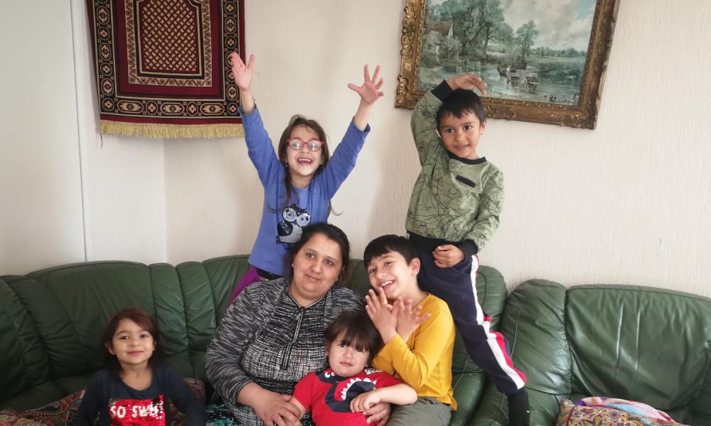 Une régularisation pour Linda et ses 5 enfants