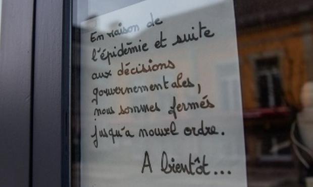 Pétition : COVID 19 - L'Etat alloue une aide trop restrictive de 1 500 € pour les TPE > Signez pour aider des petits commerces condamnés !