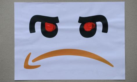 Pour qu'AMAZON ferme ses centres de distribution en France