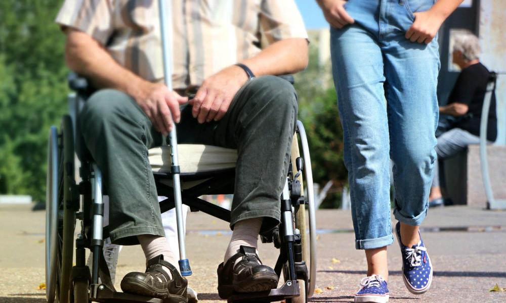 Aide de l'état pour les personnes handicapées