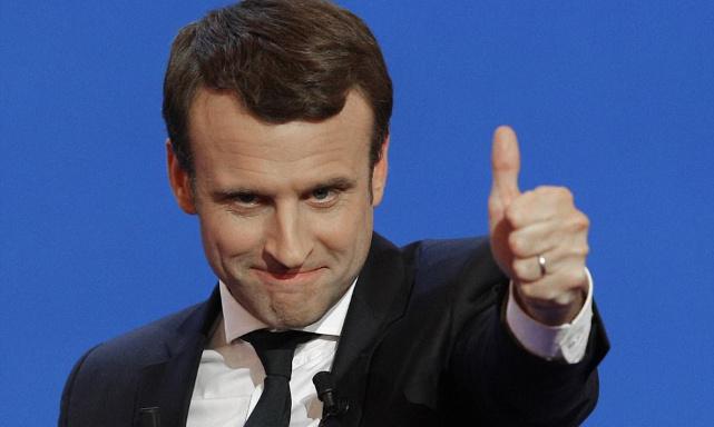 Aider Macron à changer le monde