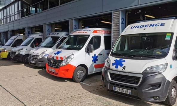 Obtenir La prime COVID 19 du gouvernement, Changement du statut des Ambulanciers privés .