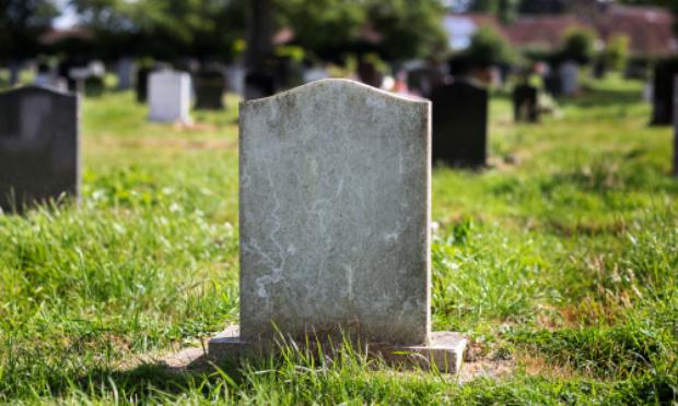 Ouverture du cimetière