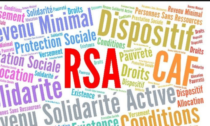 Aide pour les personnes au RSA