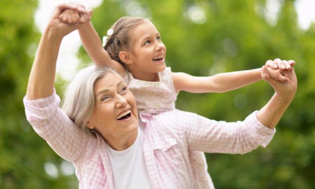 Déconfinement Visite Grands-parents Petits-enfants