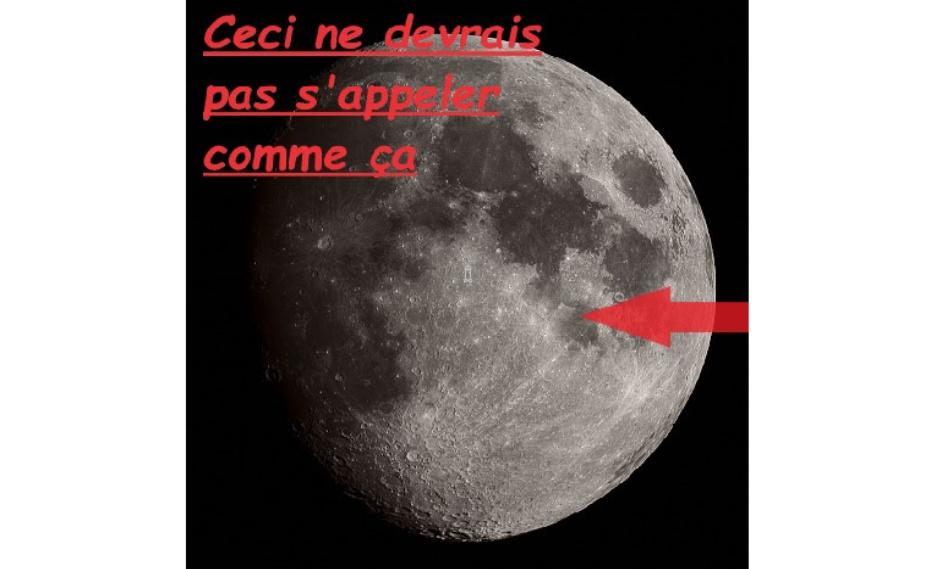 Pétition : Renommer la Lune