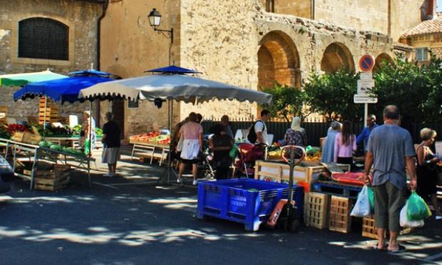 Maintenir les marchés hebdomadaires à Cavaillon (dans les règles sanitaires Covid-19)