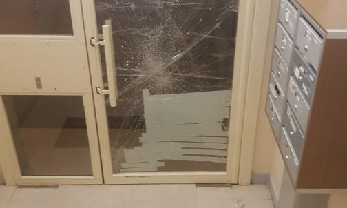 Incivilités, dégradations, détériorations impasse Boileau, Quartier de la Quinerie
