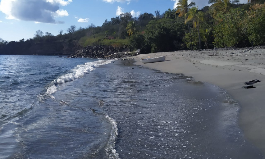 Rouvrir les plages de Guadeloupe afin de pouvoir pratiquer des sports aquatiques