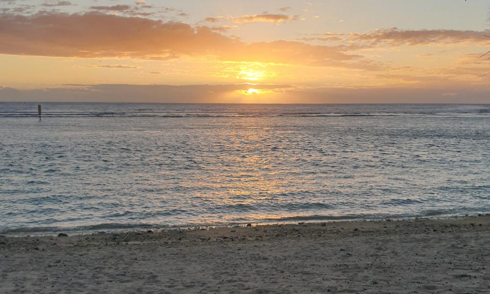 réouverture des plages a la réunion