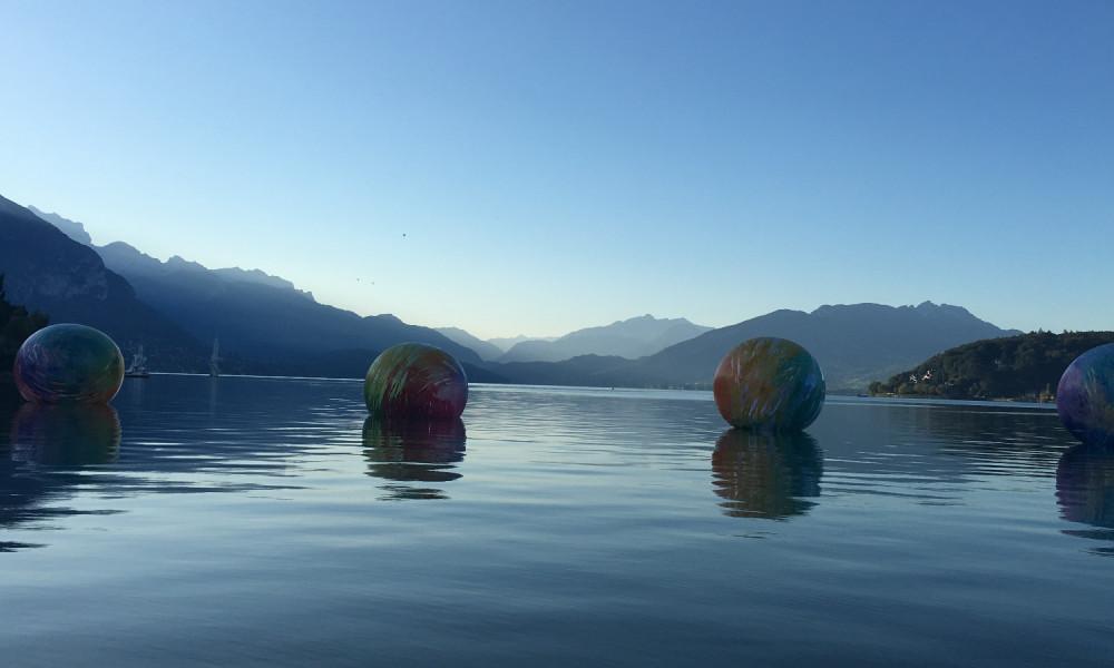 Oui à la réouverture des activités sur le lac d'Annecy