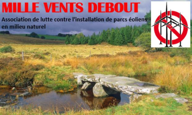Pétition : Contre le parc éolien sur le plateau de Millevaches (19)