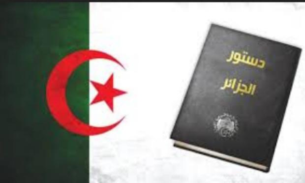 Constitution de l'Algérie Nouvelle