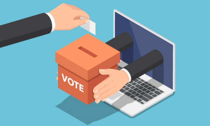 PÉTITION POUR VOTES EN LIGNE AVEC SCRUTIN INDÉPENDANT DE L'ÉTAT