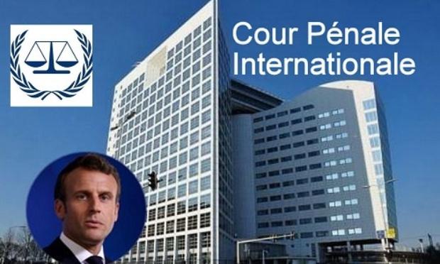 Pétition : Drame du Covid-19 : le président Macrondoit comparaître devant la Cour Pénale internationale... (preuves à l'appui)