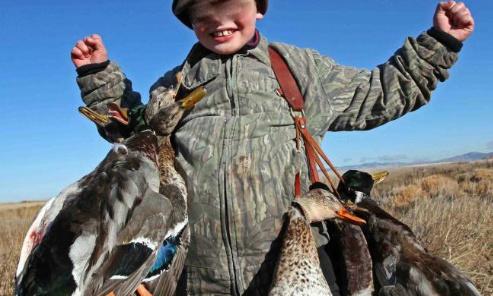 Une loi pour interdire aux mineurs d'aller à la chasse
