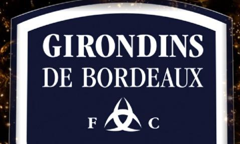 On touche pas au logo des girondins  , c'est  l'emblème du club