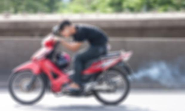 Pour que des mesures soient prises pour faire cesser les rodéos à moto à la Soude