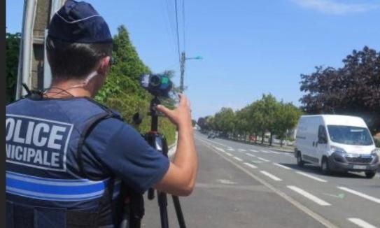 La Mairie de Bruges (33) doit enfin lutter contre les incivilités routière