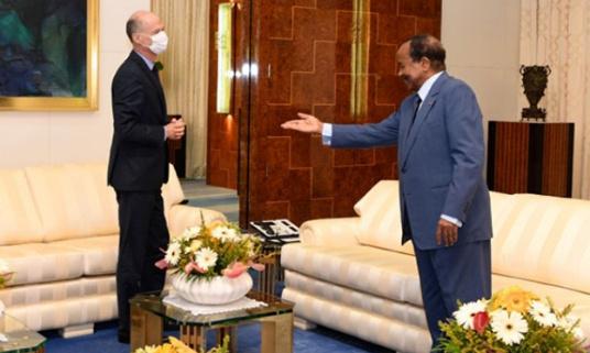 Pétition : Retrait immédiat de l'ambassadeur de la France au Cameroun, Christophe Guilhou