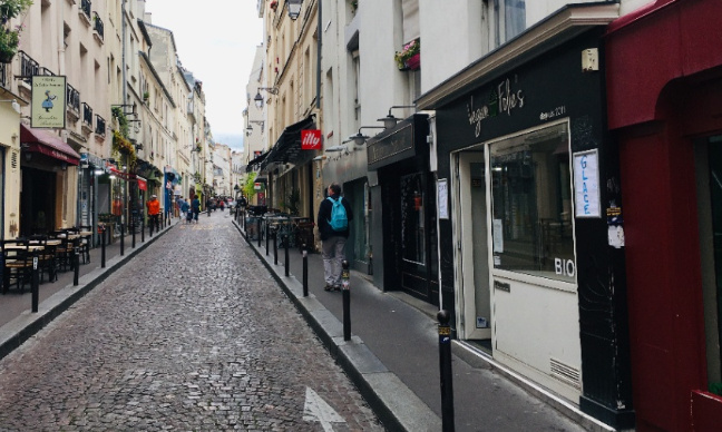 Pour la piétonnisation permanente de la Rue Mouffetard, Paris 5e