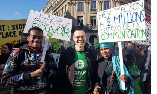 Pétition : Plus jamais ça ! Pour le Jour d'Après, défendons des mesures de justice sociale et climatique