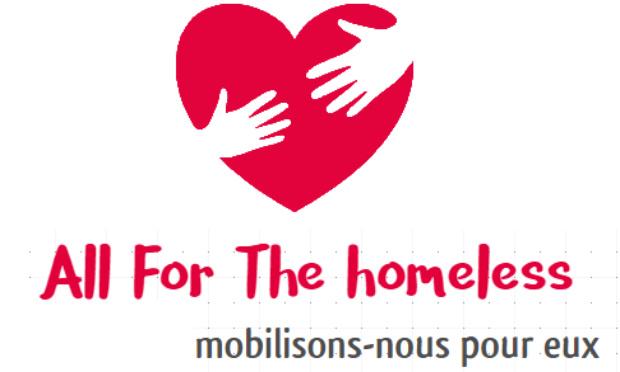 """Pour que l'association """"All For The Homeless"""" soit subventionnée par le gouvernement pour aider les sans-domicile"""