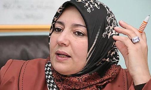 Pour que Naïma salhi soit jugée et punie par la loi.