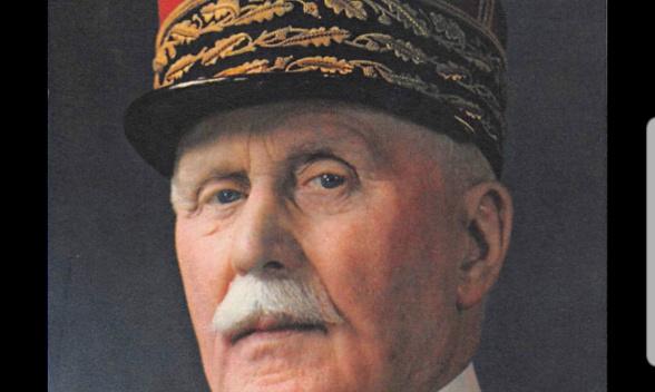 Retirez de la memoire populaire le Marexhal Pétain, ce Traître à la France