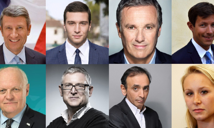 Union des patriotes pour 2022 pour battre Emmanuel Macron