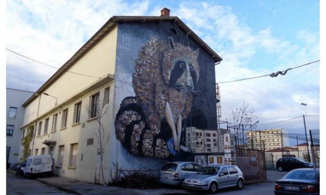 Pétition : Pour la conservation du mur peint rue Lamartine