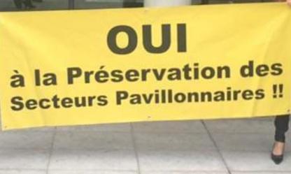 Préservation des quartiers pavillonnaires