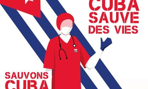 Cuba et ses brigades de médecins ont sauvé des vies … A notre tour, aidons Cuba !